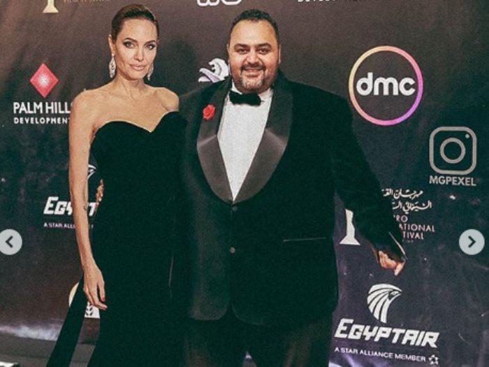 شيكو وأنجلينا جولى
