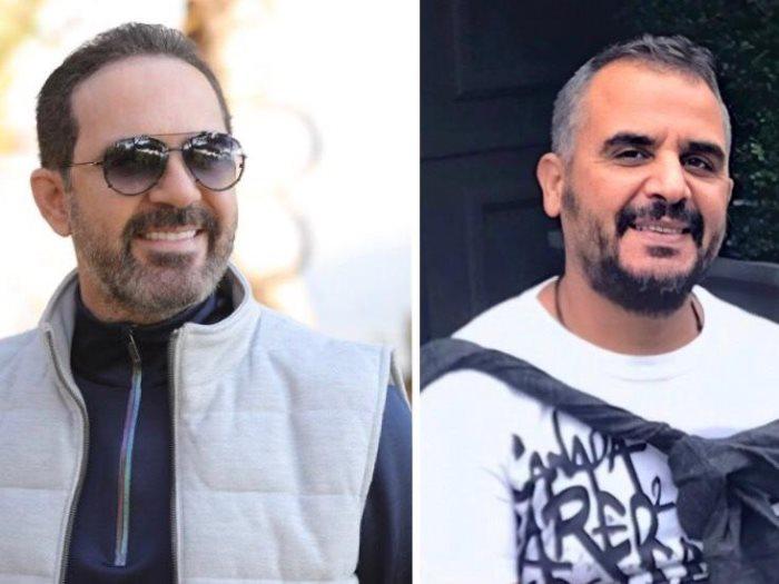 وليد سعد ووائل جسار