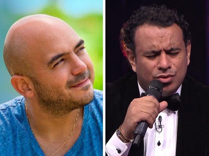 محمود العسيلى ومحمود الليثى