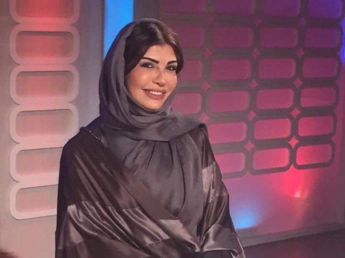 أميمة عزوز في لجة تحكيم تحديات الترفيه في السعودية