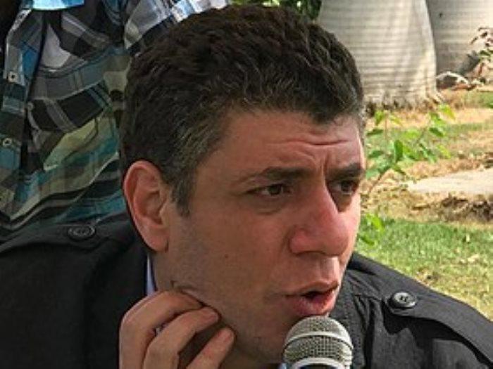خالد الشيبانى