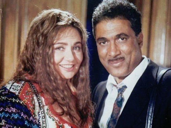 أحمد زكى و ليلى علوى