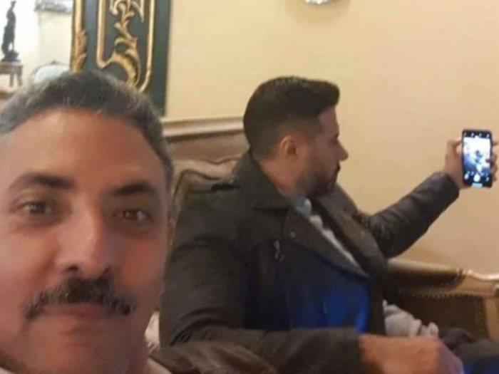 فتحى عبد الوهاب و احمد السعدنى