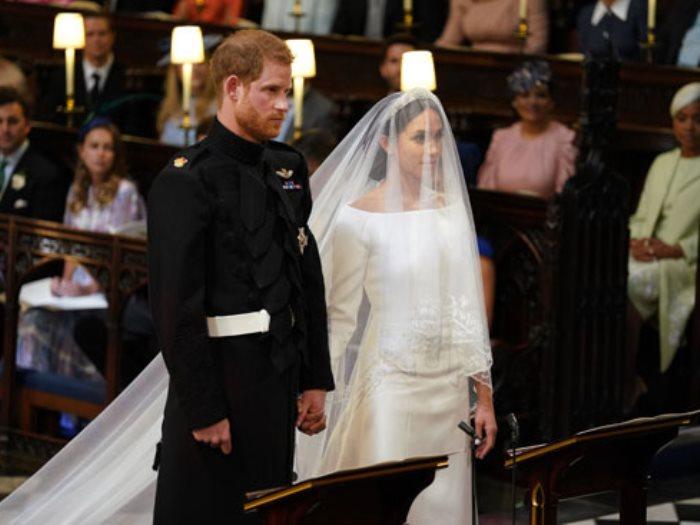 زفاف ميجان