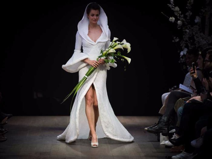 فساتين زفاف جابى صليبا