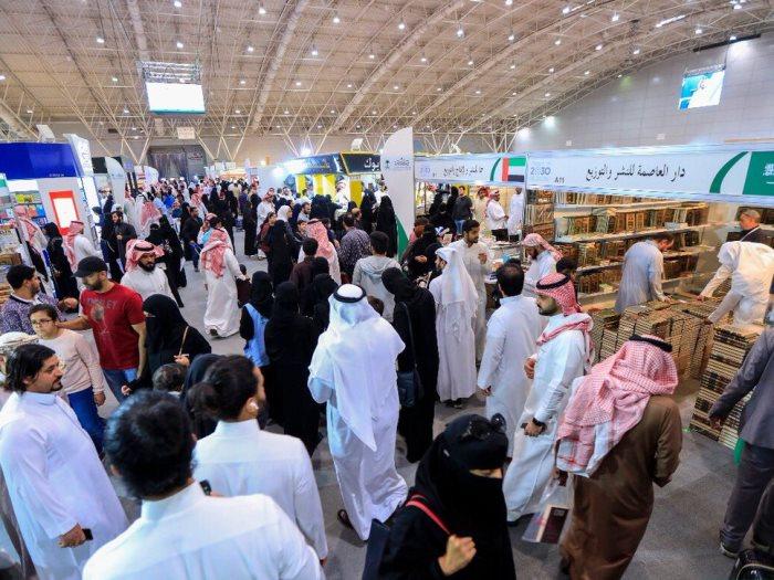 انطلاق معرض الرياض الدولي 12