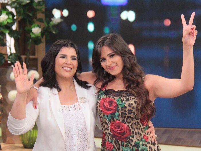 ياسمين عبد العزيز و منى الشاذلى