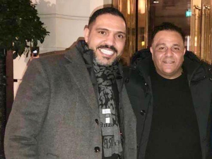 محمد فؤاد و محمد رفاعى