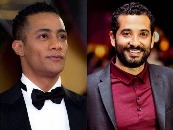 محمد رمضان و عمرو سعد