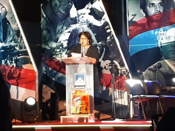 إيناس عبد الدايم - وزير الثقافة