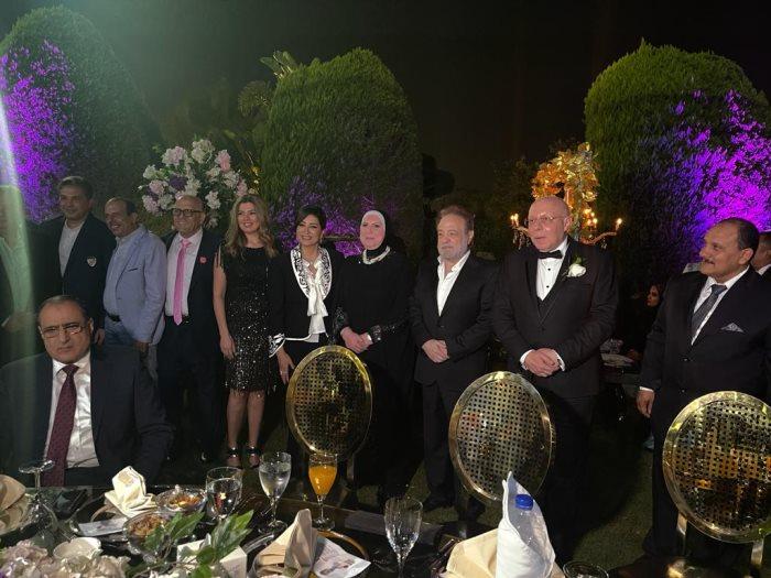 زفاف على محمود الشال وروان بسام عبد الرؤوف