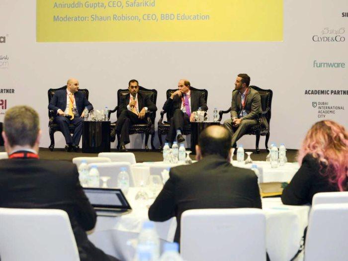 افتتاح مؤتمر الشرق الأوسط للاستثمار