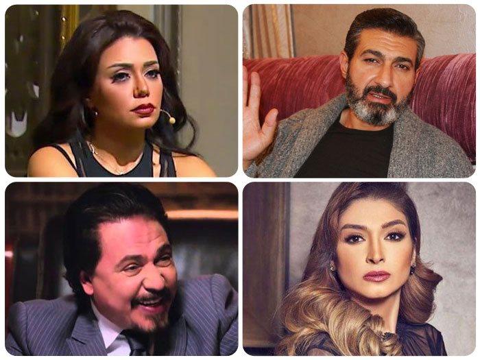بالأسماء هؤلاء أبطال مسلسل رحيم أمام ياسر جلال فى رمضان 2018 عين