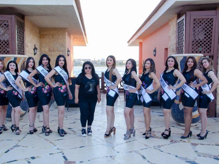 ملكات جمال العرب