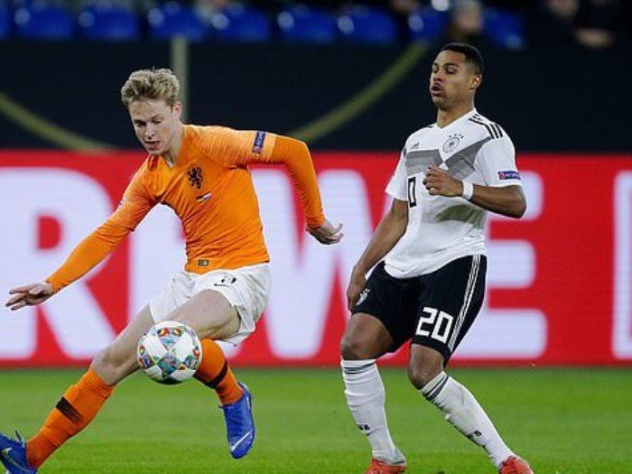 ألمانيا وهولندا