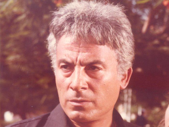 الفنان الراحل سعيد عبد الغني