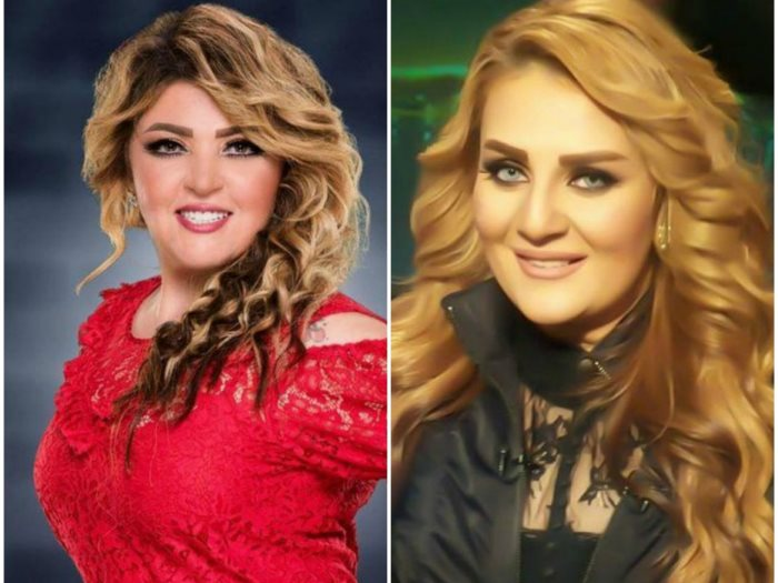 رانيا محمود ياسين و مها احمد
