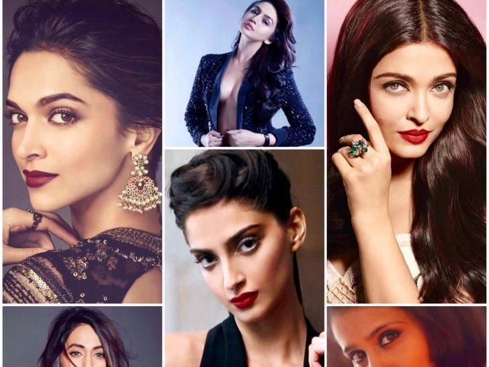 ممثلات الهند
