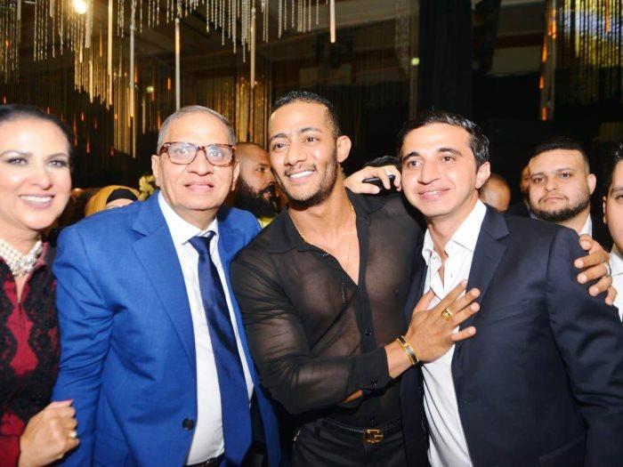 حفل زفاف أحمد سيد السبكى