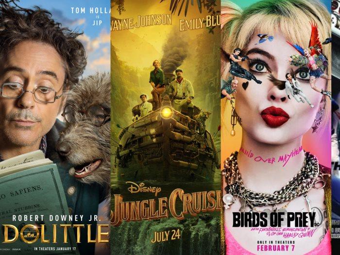 أفلام 2020