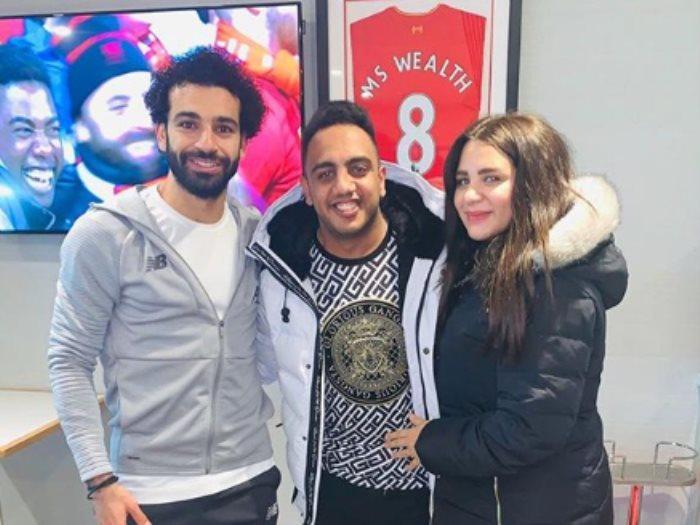 محمد صلاح وأوس أوس