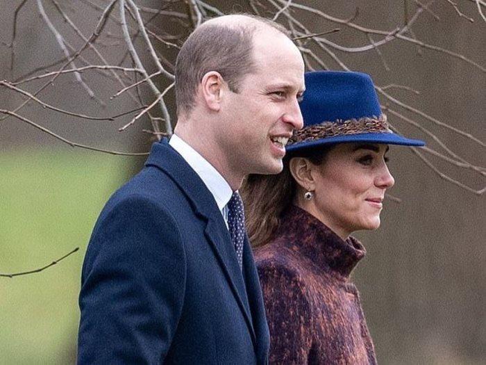 الأمير وليام و كيت ميدلتون