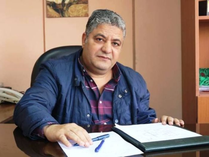 سيد فؤاد رئيس المهرجان