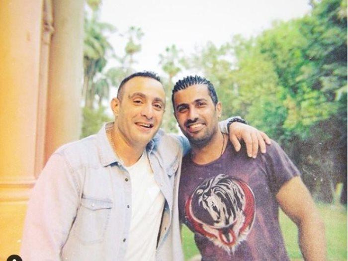 محمد سامى وأحمد السقا