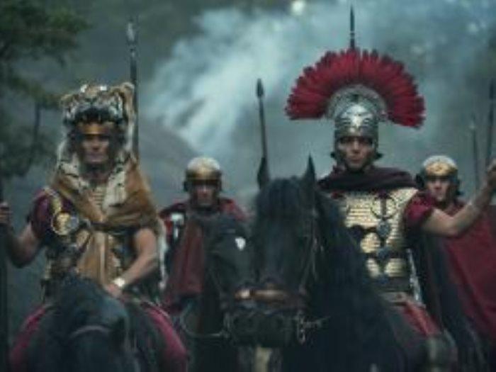 نتفليكس تطرح أول تريلر للمسلسل التاريخى الألمانى الجديد Barbarians عين