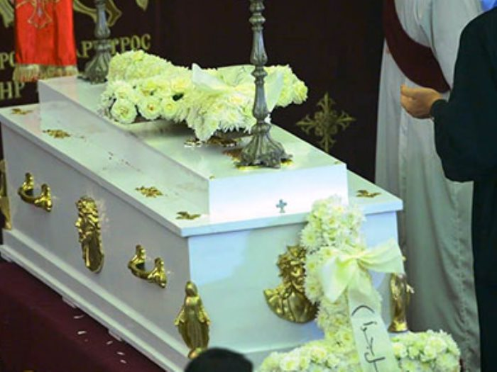 جانب من جنازه المنتصر بالله
