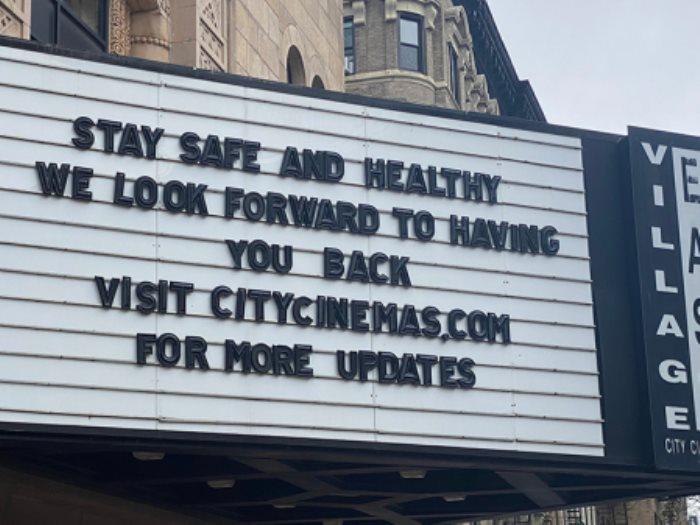 إعادة فتح السينمات