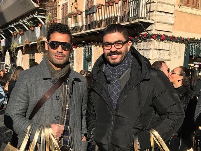 خالد سليم ومحمد عبد المنصف