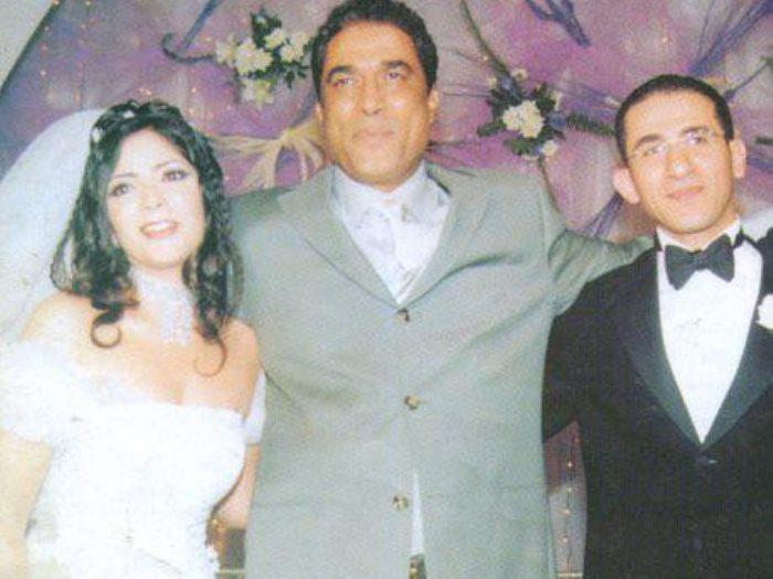 أحمد حلمى و منى زكى