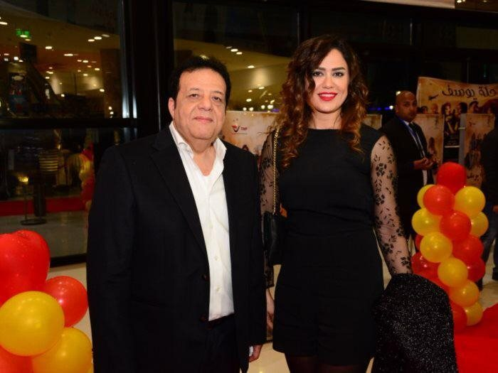 ريم هلال و عاطف عبد اللطيف
