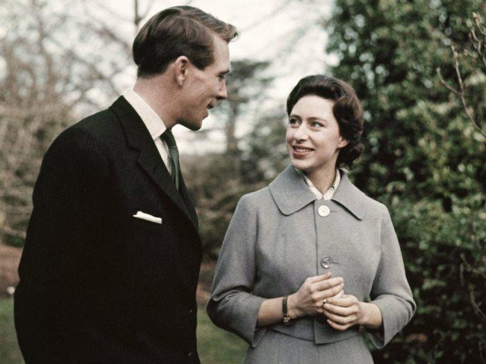 الأميرة مارجريت وأنطوني أرمسترونج جونز