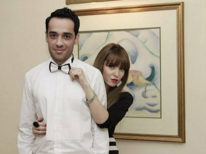 المطرب رامى جمال وزوجته المطربة المعتزلة ناريمان