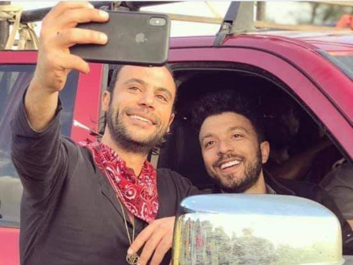 أحمد خالد موسى ومحمد إمام