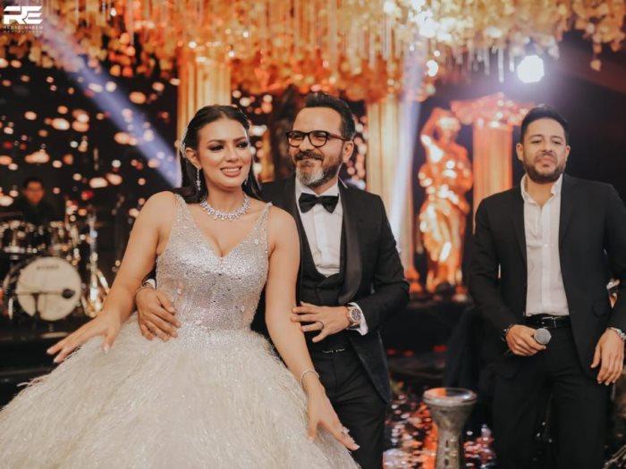 يورا محمد تحتفل بزفافها