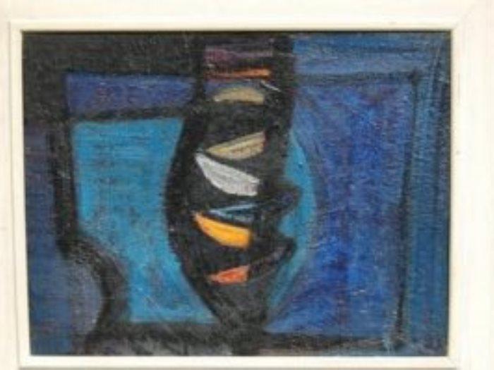 اللوحة