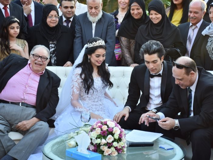 هبة مجدى و محمد محسن