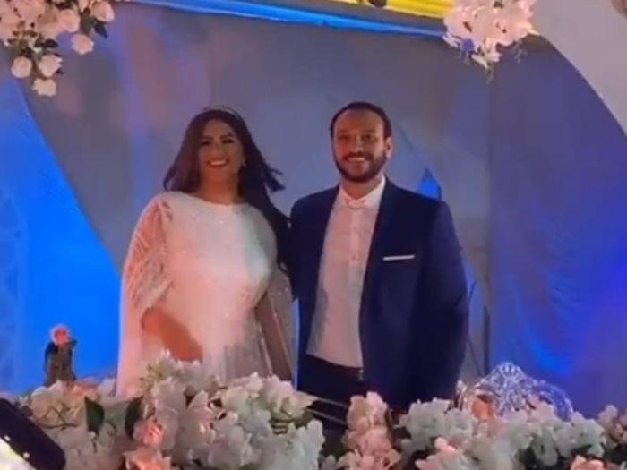 أحمد خالد صالح وهنادى مهنى