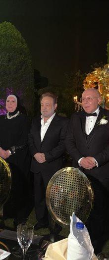 زفاف على محمود الشال