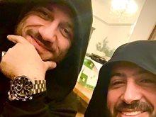 الهوارى مع أحمد مكى