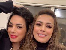 داليا مصطفى و شقيقتها