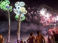 مهرجان Electric Daisy Carnival