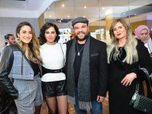 هنا شيحة و توتا و ياسمين رئيس و أمينة خليل