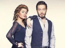 أحمد زاهر وزوجته