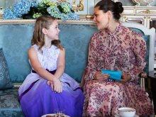 الأميرة فيكتوريا والفتاة