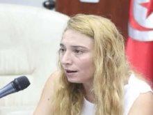 شيراز العتيرى وزيرة للثقافة تونس