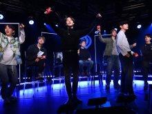 """الفريق الكوري """" BTS"""